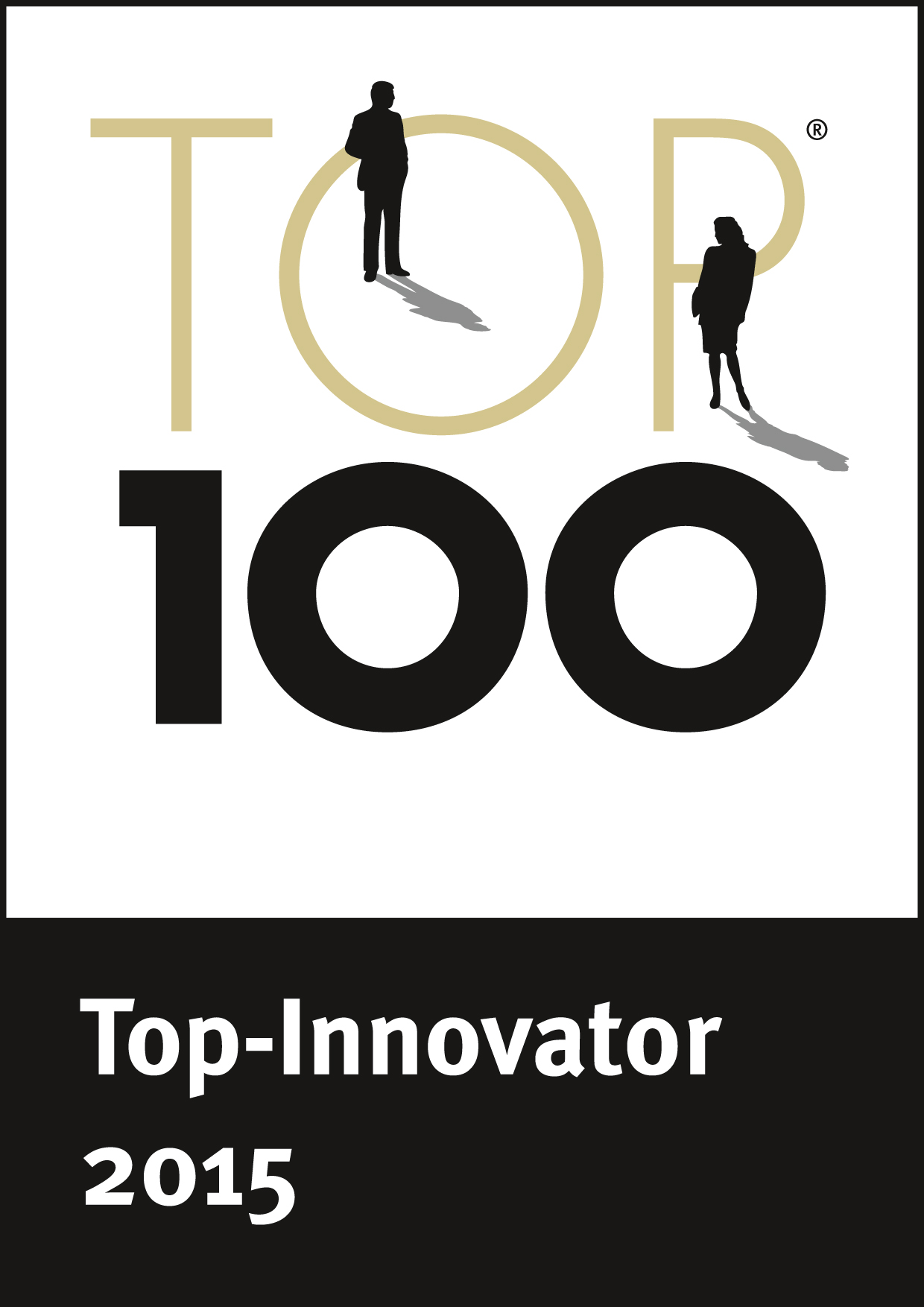 top 100 innovator 2015 award for humintech company