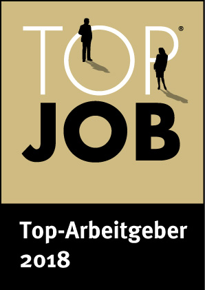 top job award for being top employer 2018 humintech company