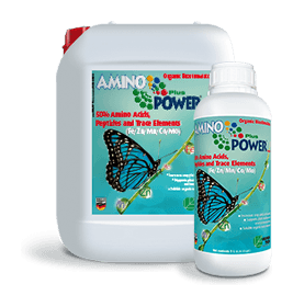 amino power Plus Liquid Organic Micronutrient with 50% Amino Acids Peptides and Micronutrients