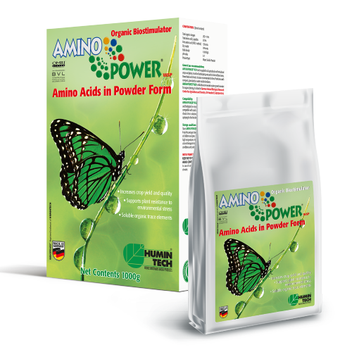 AMINO POWER WSP Organic Biostimulator Amino Acids in Powder Form 2