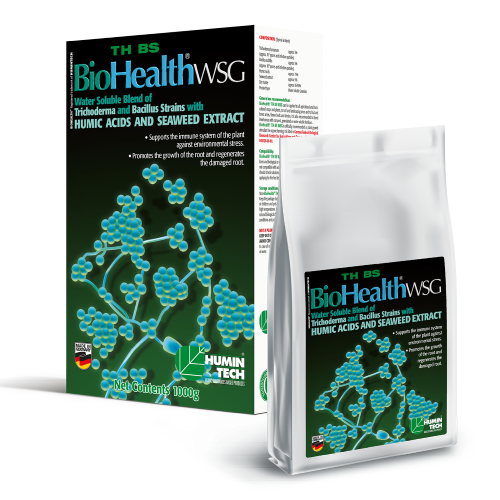 BioHealth TH BS WSG Water Soluble Blend of Trichoderma strains Humic Acids and Seaweed Extract 2