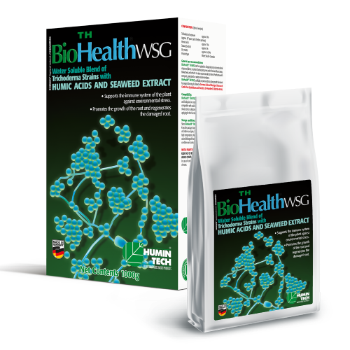BioHealth TH WSG Water Soluble Blend of Trichoderma strains Humic Acids and Seaweed Extract 2