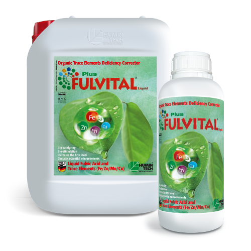FULVITAL Plus Liquid Organic Micronutrient Deficiency