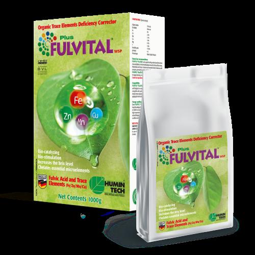 FULVITAL Plus WSP Corrector de la carencia de oligoelementos