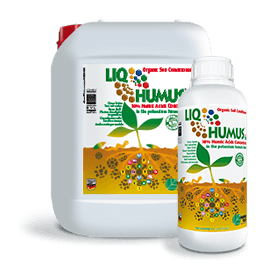 LIQHUMUS Liquid 18 Potassium Humate Liquid 18% Organic Soil Conditioner 2