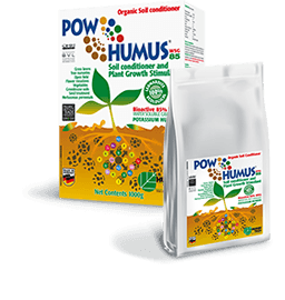 POWHUMUS WSG 85 100% Organic Soil Conditioner